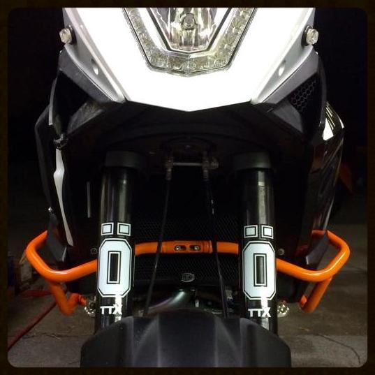 –hlins KTM 1190R Long Travel Suspension